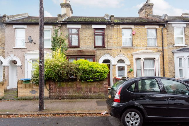 Thumbnail Terraced house for sale in Cheneys Road, Leytonstone