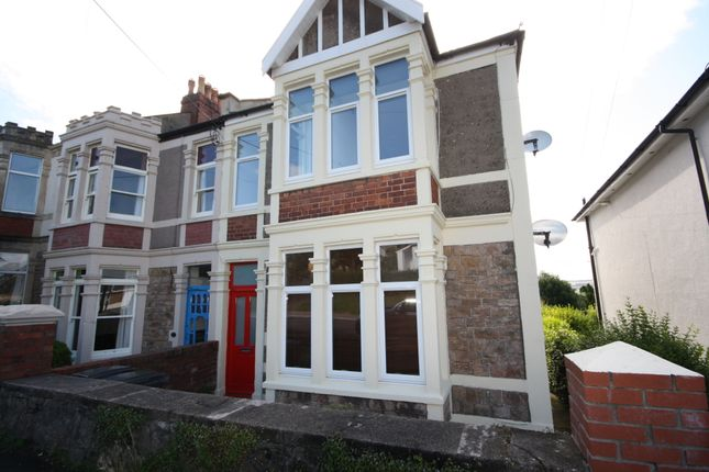 Thumbnail Flat to rent in South Road, Portishead