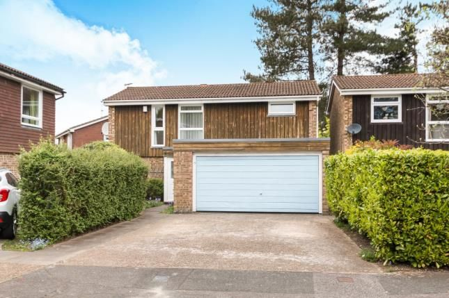 4 bed detached house for sale in Bracknell, Woodenhill, Berkshire