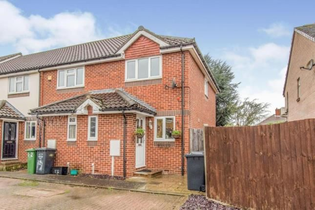 Thumbnail End terrace house for sale in Cugley Road, Dartford, Kent