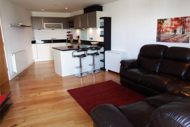 Thumbnail Flat to rent in Candle House, 1 Wharf Approach, Leeds, West Yorkshire