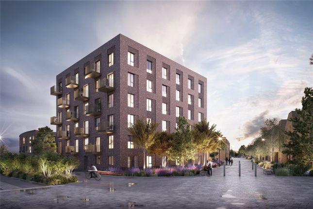 1 bed flat for sale in B011 - The Navigator Building, The Hangar District, Brabazon, Bristol BS34