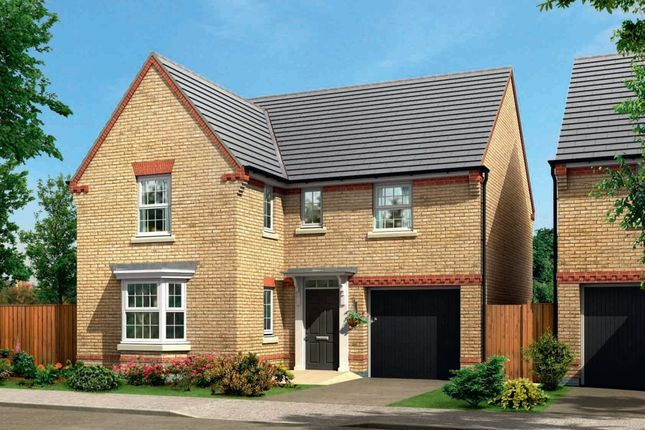 Thumbnail Detached house for sale in Wellfield Way, Whitchurch