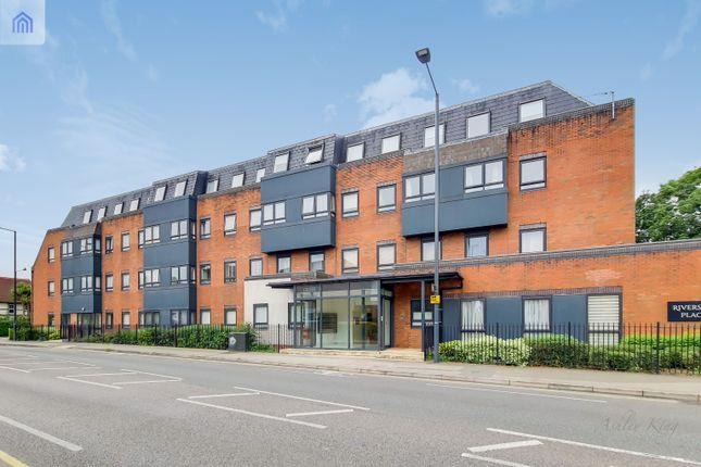 Thumbnail Flat to rent in Riverside Place, Marsh Road, Pinner