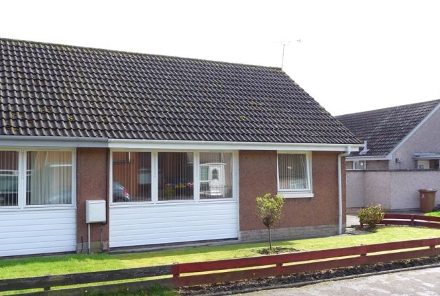 Thumbnail Bungalow to rent in College Crescent, Falkirk