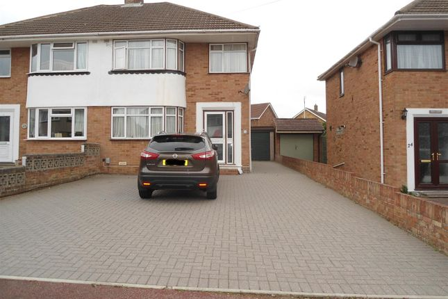 Thumbnail Property to rent in Berkeley Close, Rochester