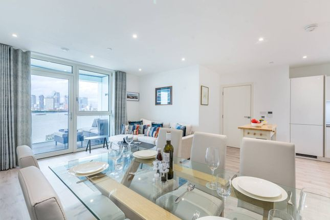 Thumbnail Flat to rent in Telegraph Avenue, Greenwich