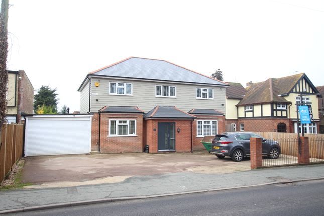 Thumbnail Detached house for sale in Straight Road, Colchester