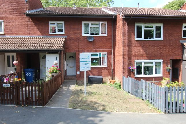 Thumbnail Flat to rent in Pennymoor Road, Wilnecote, Tamworth