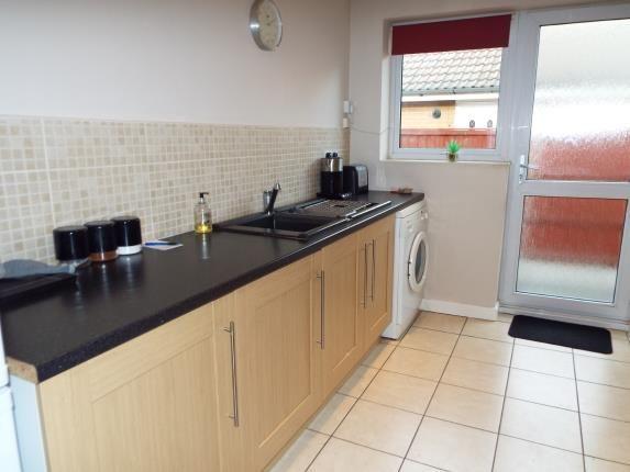 Kitchen of Finsbury Road, Bramcote, Nottingham NG9