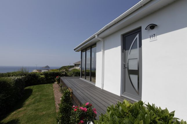 Thumbnail Detached bungalow to rent in Southland Park Road, Wembury, Plymouth