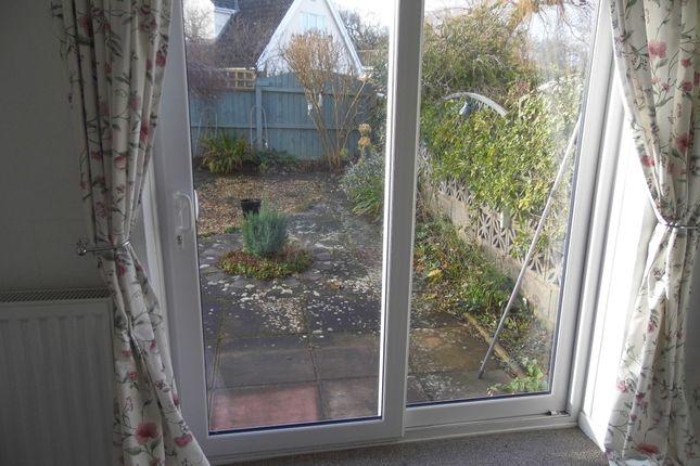 Door To Back Garden