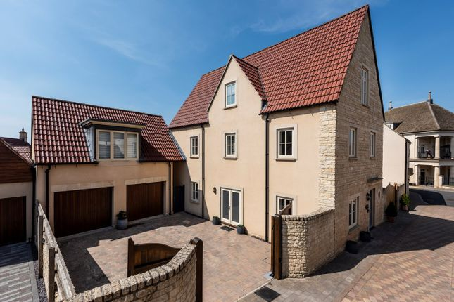 Thumbnail Detached house for sale in Fortescue Street, Norton St Philip, Bath