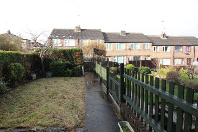 Front Garden of Surrey Grove, Pudsey LS28