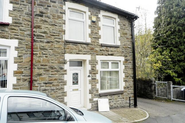 Thumbnail End terrace house to rent in Church Street, Ferndale