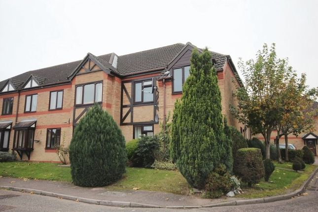 Thumbnail Flat for sale in Green Court, Thorpe St. Andrew, Norwich