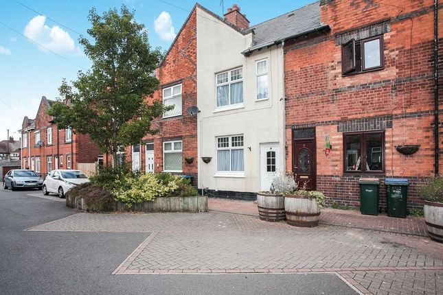 Thumbnail Terraced house to rent in Co-Operative Street, Coventry