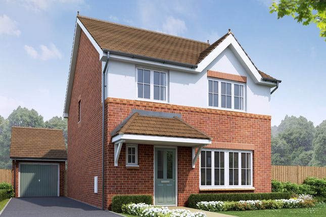 Thumbnail Detached house for sale in Chester Road, Oakenholt