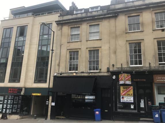 Front of Regent Street, Clifton, Bristol BS8