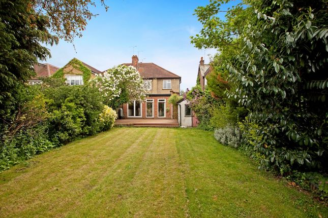 Thumbnail Semi-detached house to rent in Clarence Road, Windsor