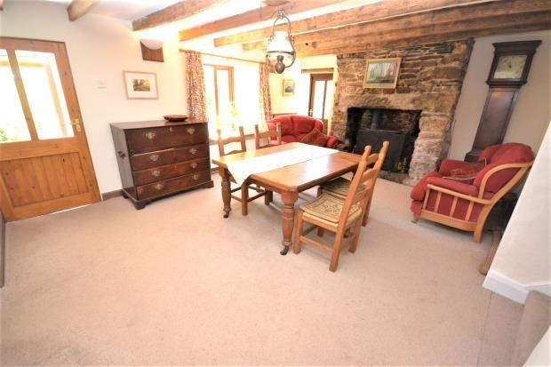 Dining Room of Upton Cross, Liskeard, Cornwall PL14