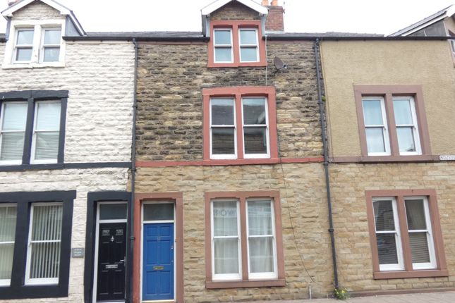 Terraced house for sale in Station Road, Workington, Cumbria