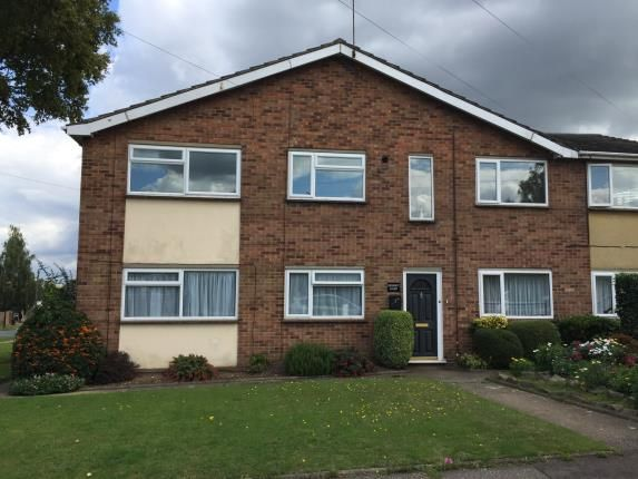 Thumbnail Flat for sale in Barn Hall Avenue, Colchester, Essex