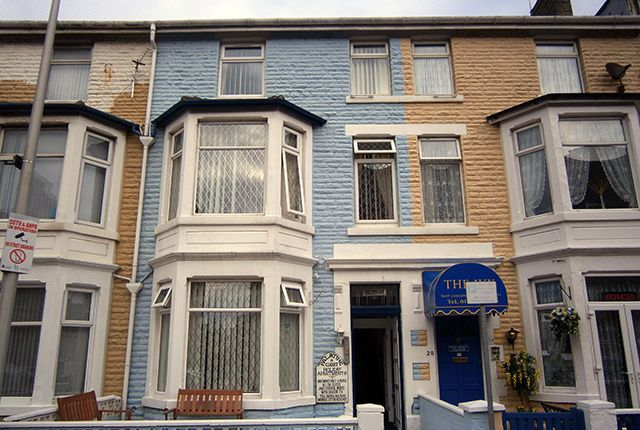Thumbnail Hotel/guest house for sale in Paletine Road, Blackpool