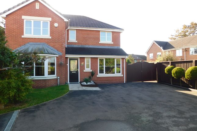 4 bed detached house to rent in Fairford Close, Great Sankey, Warrington WA5