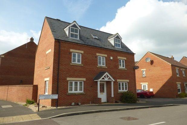 Thumbnail Property to rent in Kopernik Road, Swindon