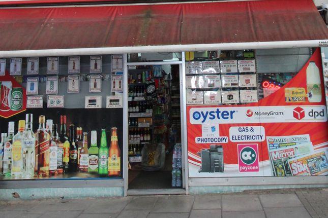 Thumbnail Retail premises for sale in Sheaveshill Parade, Sheaveshill Avenue, London