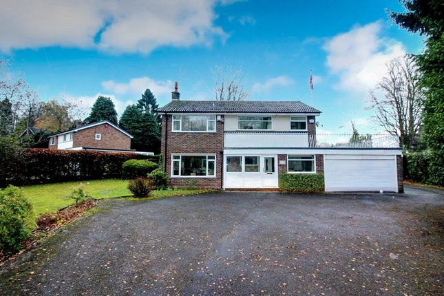 Thumbnail Detached house for sale in Caverswall Road, Blythe Bridge, Stoke-On-Trent