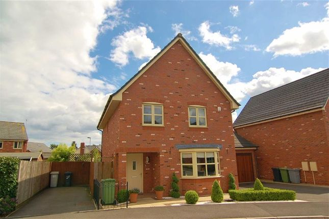 Thumbnail Detached house for sale in Campion Place, Astbury, Congleton