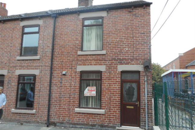 Thumbnail Terraced house to rent in Blundell Road, South Emsall, Pontefract