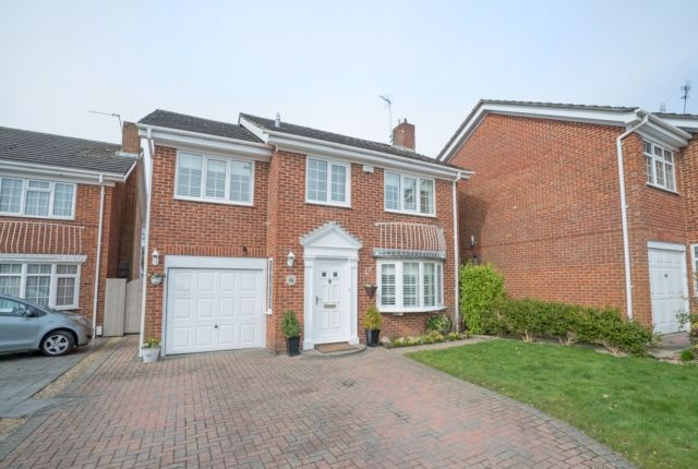 Thumbnail Property for sale in Latchmore Gardens, Cowplain, Waterlooville