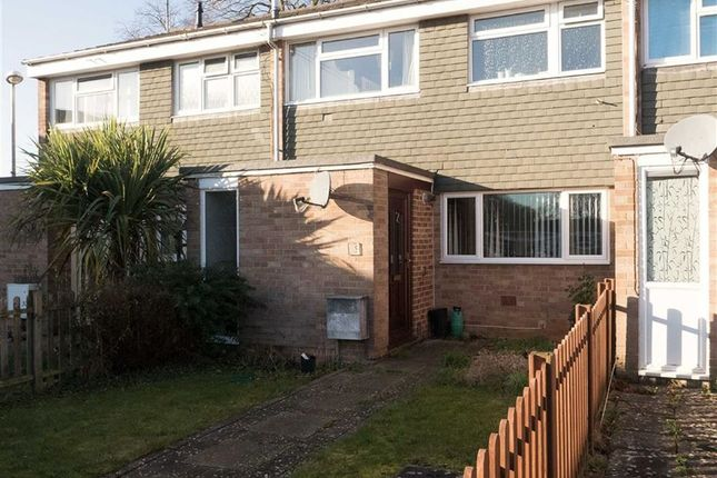 Thumbnail Terraced house for sale in Queens Crescent, Chippenham, Wiltshire