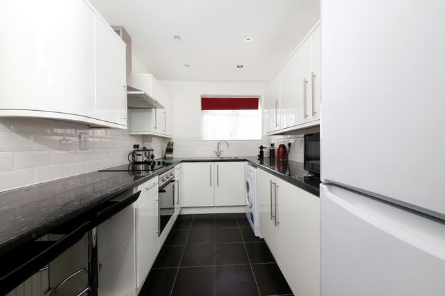 Thumbnail Flat for sale in Witherston Way, London