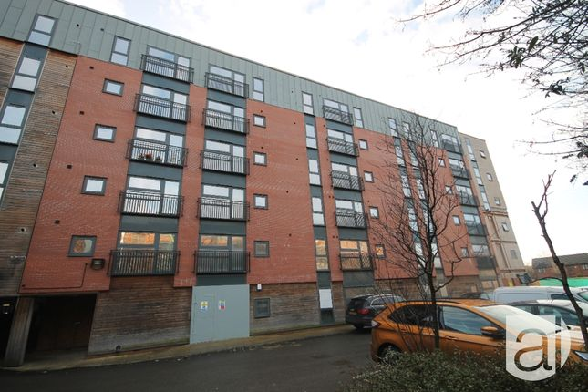 External of Carriage Grove, Bootle L20