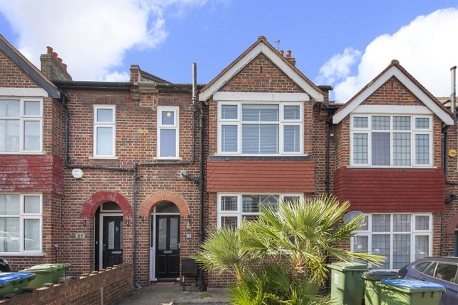 Thumbnail Terraced house to rent in Mayhill Road, London
