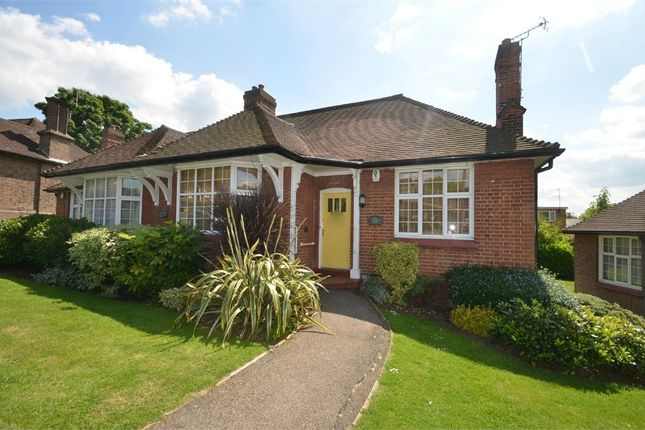 Thumbnail Semi-detached bungalow to rent in Chalet Estate, Hammers Lane, Mill Hill