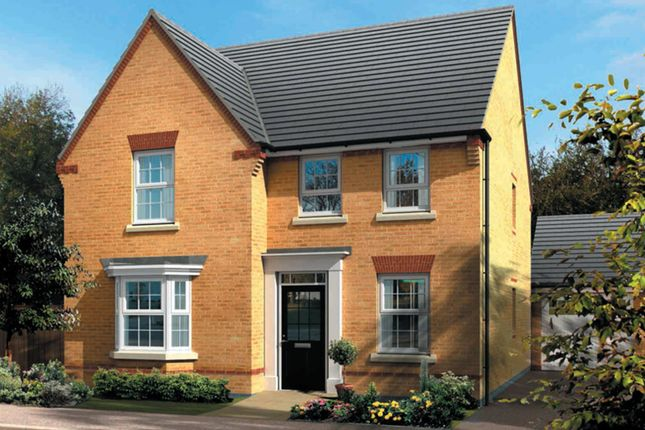 """Detached house for sale in """"Holden"""" at Newport Road, St. Mellons, Cardiff"""