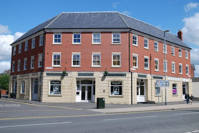 Thumbnail Flat for sale in Castlegate House, Bath Street, Ashby De La Zouch