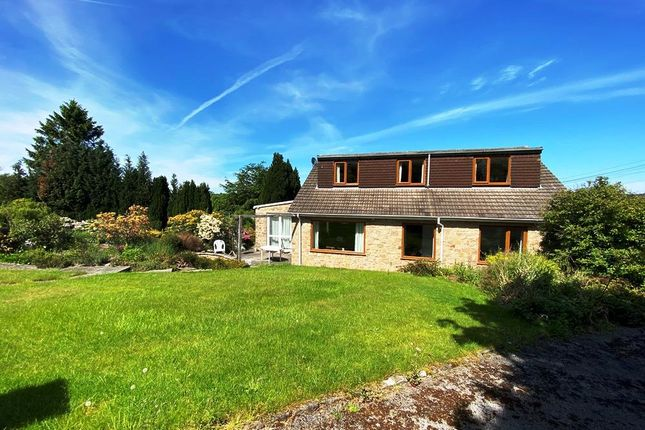 Thumbnail Detached bungalow for sale in Old Hillcliff Lane, Turnditch, Belper