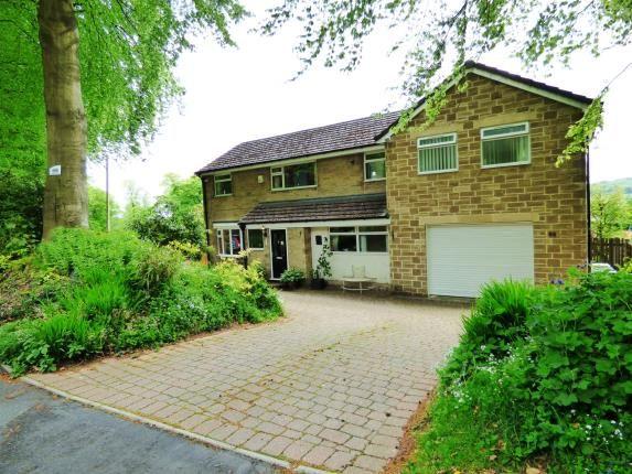 Thumbnail Detached house for sale in Park Road, Buxton, Derbyshire, High Peak