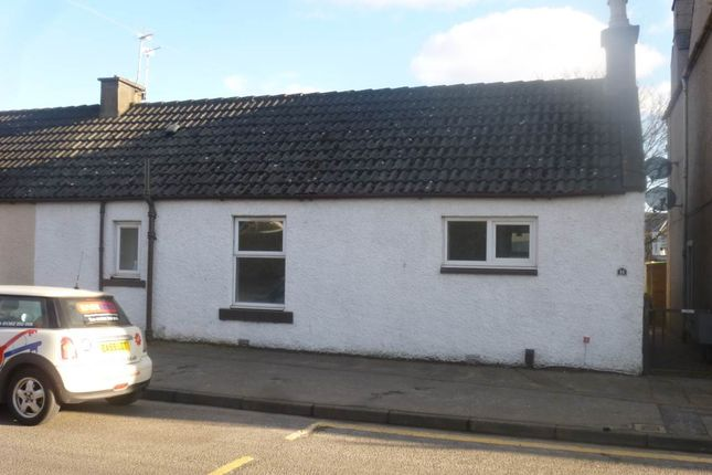 Thumbnail Cottage to rent in Church Street, Carnoustie