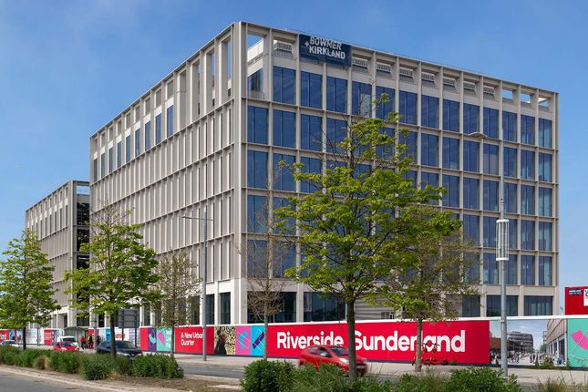 Thumbnail Office to let in City Hall, Plater Way, Sunderland