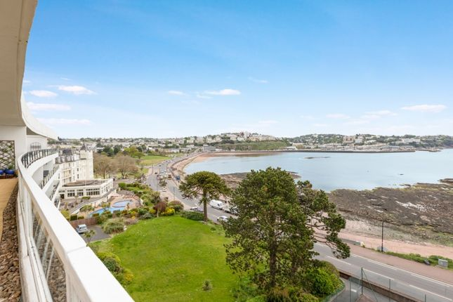 Thumbnail Flat for sale in Seaway Court Seaway Lane, Torquay