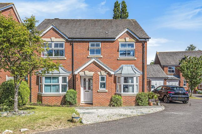 Thumbnail Detached house for sale in Close To The Town Centre, Bicester, Oxfordshire