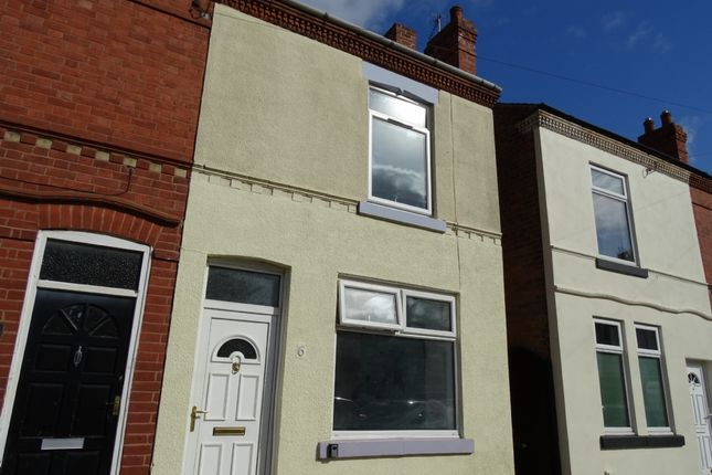 Thumbnail Room to rent in Room 4, Bennett Street, Long Eaton
