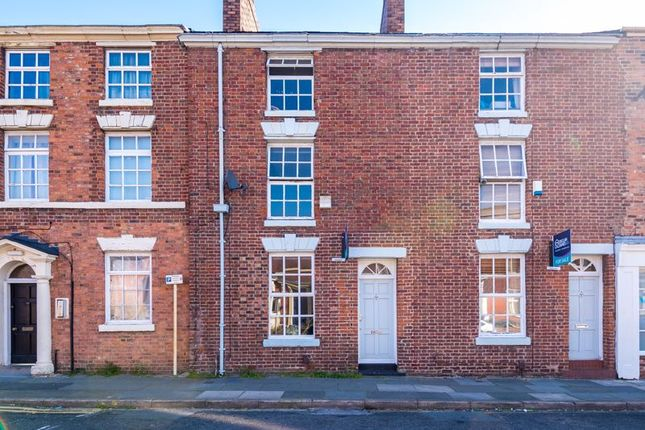 Thumbnail Terraced house for sale in Bewsey Street, Warrington